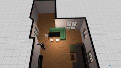 Raumgestaltung Hus2 in der Kategorie Wohnzimmer