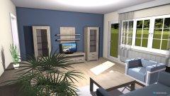 Raumgestaltung hussen in der Kategorie Wohnzimmer