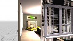 Raumgestaltung hvfjs in der Kategorie Wohnzimmer