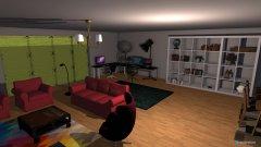 Raumgestaltung hyl in der Kategorie Wohnzimmer