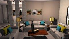 Raumgestaltung idea 1 in der Kategorie Wohnzimmer