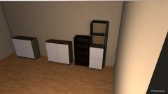 Raumgestaltung Iffland in der Kategorie Wohnzimmer