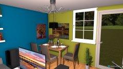 Raumgestaltung IKEA Projekt 1 in der Kategorie Wohnzimmer
