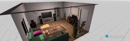 Raumgestaltung ilk in der Kategorie Wohnzimmer