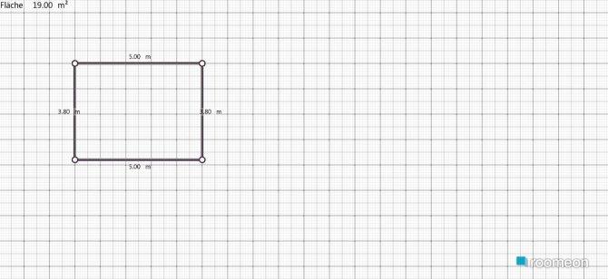 Raumgestaltung Ines in der Kategorie Wohnzimmer