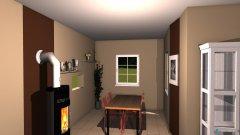 Raumgestaltung Ingrids Wohnzimmer in der Kategorie Wohnzimmer