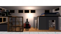 Raumgestaltung Innenausstattung in der Kategorie Wohnzimmer