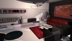 Raumgestaltung interier lori in der Kategorie Wohnzimmer
