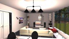 Raumgestaltung iva1 in der Kategorie Wohnzimmer