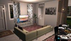 Raumgestaltung Ivory Residence - Living Room in der Kategorie Wohnzimmer