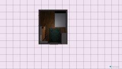 Raumgestaltung izba in der Kategorie Wohnzimmer