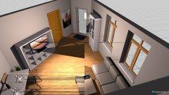 Raumgestaltung Janines Wohung in der Kategorie Wohnzimmer