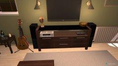 Raumgestaltung Jase 2 in der Kategorie Wohnzimmer
