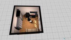 Raumgestaltung Jelle´s Zimmer in der Kategorie Wohnzimmer