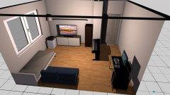 Raumgestaltung Jena_mien_Zimmer in der Kategorie Wohnzimmer
