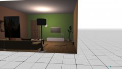 Raumgestaltung Jendii´s Wohnung in der Kategorie Wohnzimmer