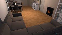 Raumgestaltung jenny melcher in der Kategorie Wohnzimmer