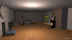 Raumgestaltung Jenny Traum in der Kategorie Wohnzimmer
