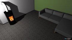 Raumgestaltung jk in der Kategorie Wohnzimmer