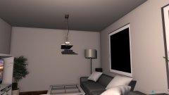 Raumgestaltung Jörn und Ollis Wohnzimmer in der Kategorie Wohnzimmer