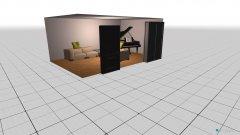 Raumgestaltung Johannes1 in der Kategorie Wohnzimmer