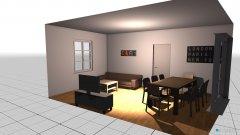 Raumgestaltung Jonas in der Kategorie Wohnzimmer