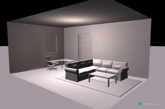 Raumgestaltung juergen in der Kategorie Wohnzimmer