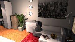 Raumgestaltung Julia Wohnung in der Kategorie Wohnzimmer