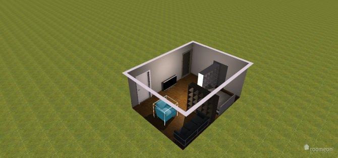 Raumgestaltung Julia in der Kategorie Wohnzimmer
