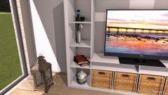 Raumgestaltung Junggesellen Wohnraum in der Kategorie Wohnzimmer
