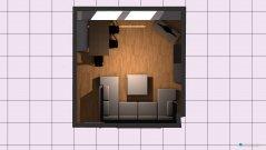 Raumgestaltung Jungszimmer zu Wohnzimmer in der Kategorie Wohnzimmer