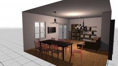 Raumgestaltung k121 in der Kategorie Wohnzimmer