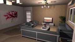Raumgestaltung K. in der Kategorie Wohnzimmer