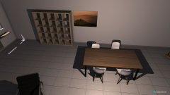 Raumgestaltung Käfertaler Str. Wohnzimmer in der Kategorie Wohnzimmer