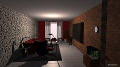 Raumgestaltung Kaity's Design in der Kategorie Wohnzimmer