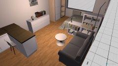 Raumgestaltung Kaja in der Kategorie Wohnzimmer