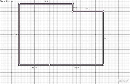 Raumgestaltung Kalinka in der Kategorie Wohnzimmer
