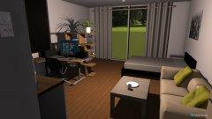 Raumgestaltung Kalvarienberg 344 in der Kategorie Wohnzimmer