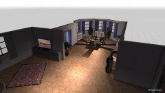 Raumgestaltung Karin in der Kategorie Wohnzimmer