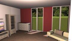Raumgestaltung Karl-Leicht-Strasse in der Kategorie Wohnzimmer