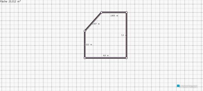 Raumgestaltung kathrin 3 in der Kategorie Wohnzimmer