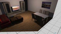 Raumgestaltung Kathrin 4 in der Kategorie Wohnzimmer