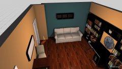 Raumgestaltung Katjas Wohnzimmer 1 in der Kategorie Wohnzimmer