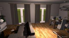 Raumgestaltung Keller in der Kategorie Wohnzimmer