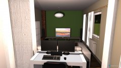 Raumgestaltung kevin wohnung in der Kategorie Wohnzimmer