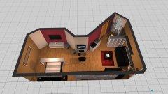 Raumgestaltung Kevin Zimmer in der Kategorie Wohnzimmer