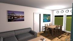 Raumgestaltung KFS3 in der Kategorie Wohnzimmer