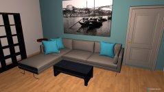 Raumgestaltung Kiel_WZ in der Kategorie Wohnzimmer