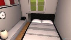 Raumgestaltung kinderzimmer in der Kategorie Wohnzimmer