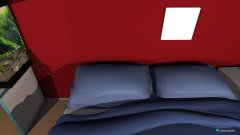Raumgestaltung king julian (madagsker) in der Kategorie Wohnzimmer